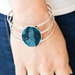 Picture of Canyon Dream - Blue Cuff